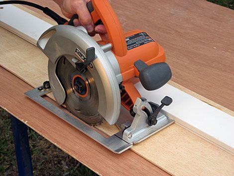 circular saw rip guide home depot
