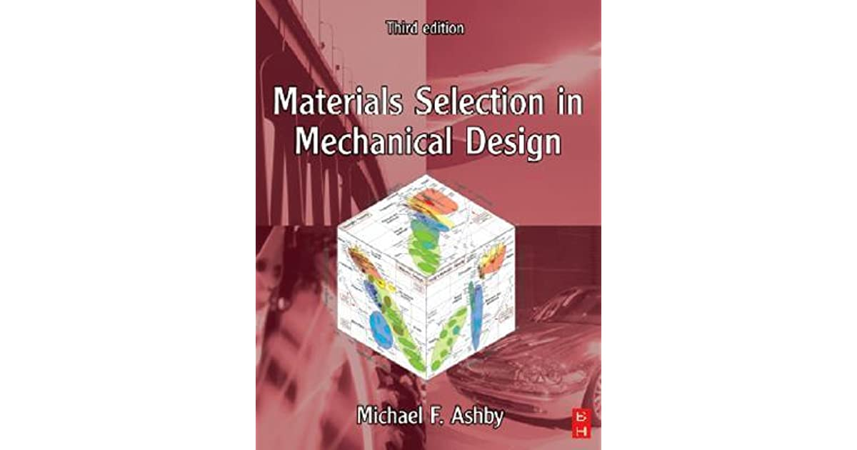 ashby materials selection in mechanical design pdf