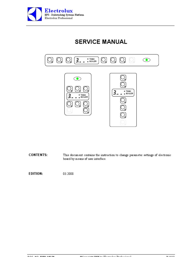 classique dishwasher manual download