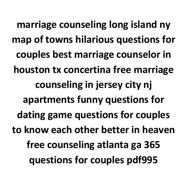 1001 questions to ask before marriage pdf