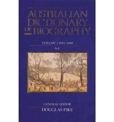 australian dictionary of biography