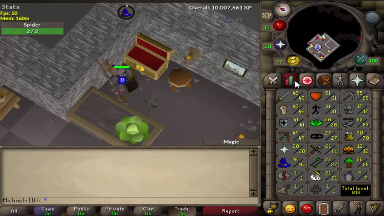 afk magic guide osrs