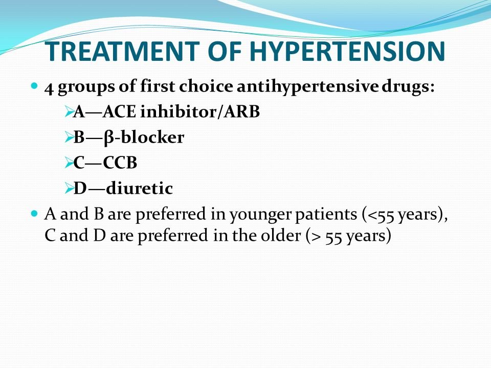 antihypertensive drugs classification pdf