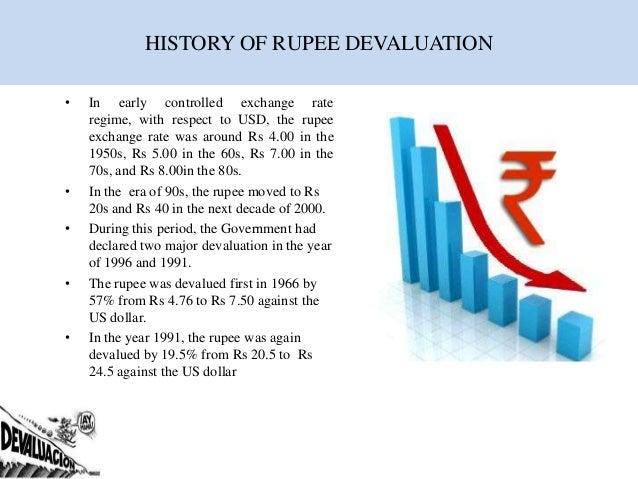 currency devaluation and its impact on the economy pdf