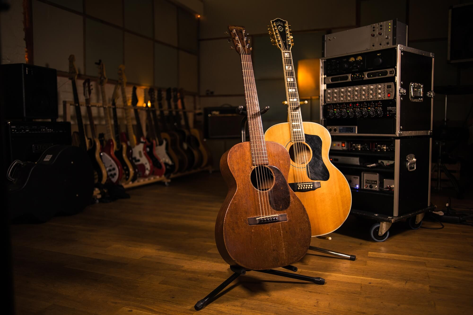 acoustic instruments sample pack