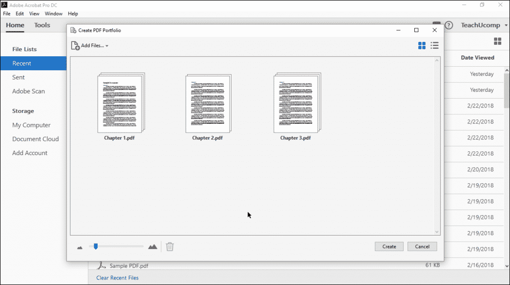 add a page to a pdf in acrobat