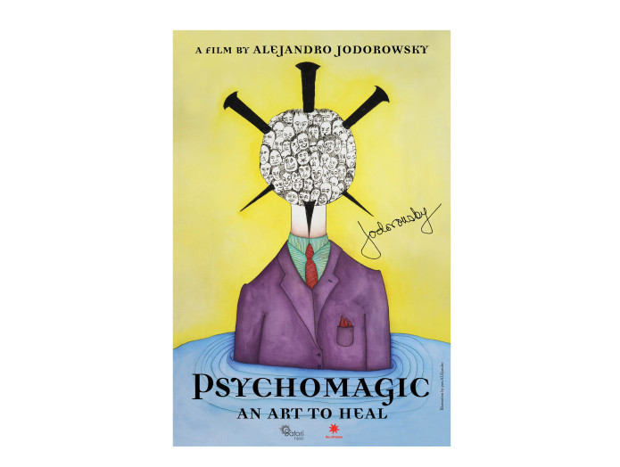 alexandro jodorowsky pyscho magic free pdf