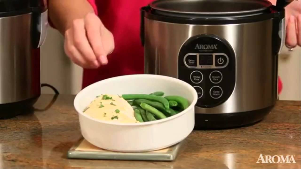 aroma 8 cup rice cooker instructions